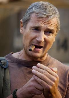 Liam Neeson as Hannibal