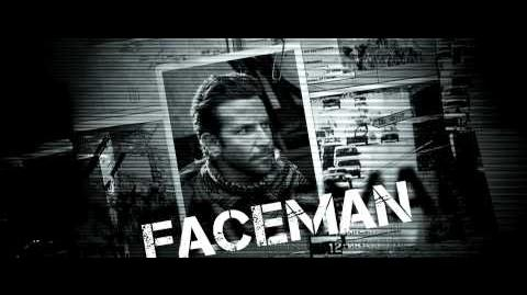 The A-Team Faceman FIRST LOOK (2010)