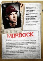 Murdock German Poster