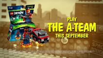 Play The A-Team This September
