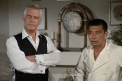 Hannibal and Lin Duk Choo