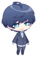 Tsumugi suit chibi