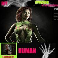 Skeletons Ivy
