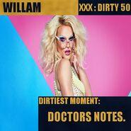 Dirty 50 Willam