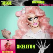 Skeletons Trixie