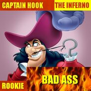 Inferno Captain Hook