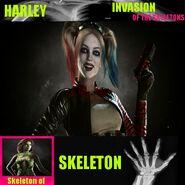 Skeletons Harley