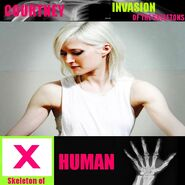 Skeletons Courtney