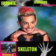 Skeletons Frankie