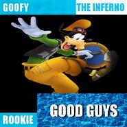 Inferno Goofy