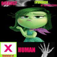 Skeletons Disgust
