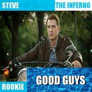 Inferno Steve