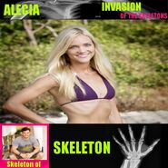 Skeletons Alecia