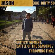 Dirty 50 Jason