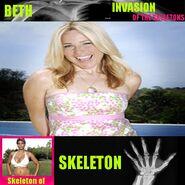 Skeletons Beth
