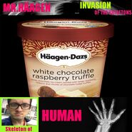 Skeletons Mr Haagen