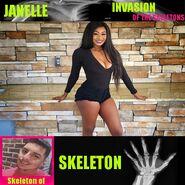 Skeletons Janelle