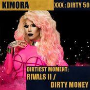 Dirty 50 Kimora