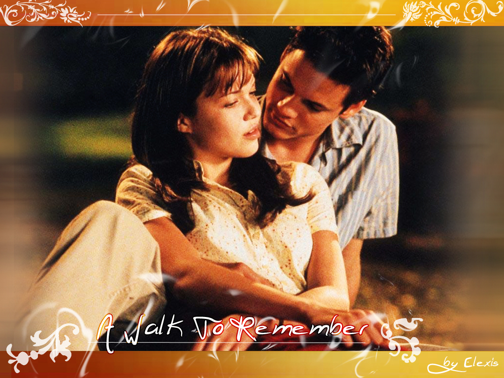 The Wedding Of Jamie And Landon A Walk To Remember Wiki Fandom