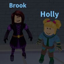 Roblox A Wolf Or Other Wiki Holly A Wolf Or Other Wiki Fandom