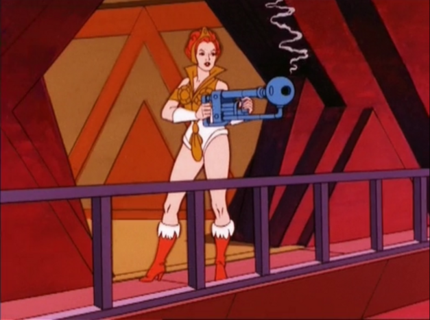 Teela Masters of the Universe