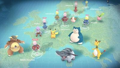 Pokémon Go Safari Zones Let You Catch Rare Pokémon But Only in Certain Cities