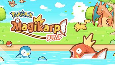 'Magikarp Jump' Might Just Be the Weirdest 'Pokémon' Game Ever