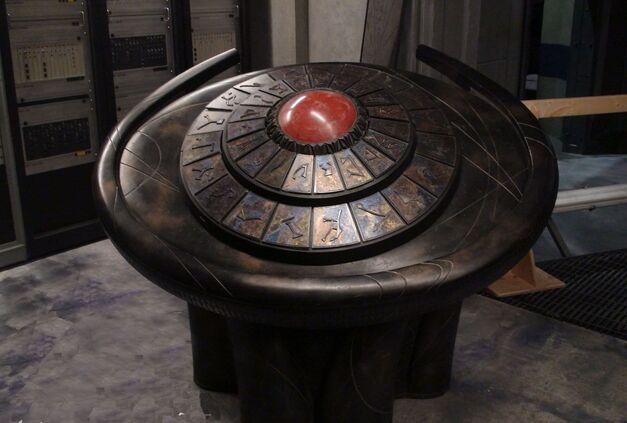 Stargate SG-1 DHD