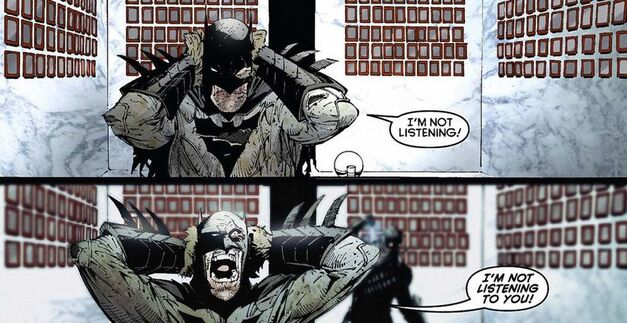 Batman psychopath