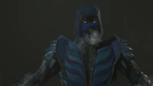 Injustice 2 Roster DLC Sub-Zero