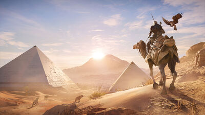 'Assassin's Creed Origins' is the Fresh Start the Series Needs
