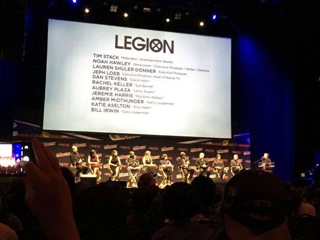 Legion NYCC 2016