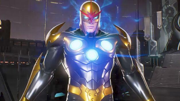 Nova - Marvel vs Capcom Infinite Roster
