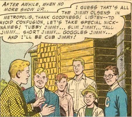 Jimmy Olsen #13 - Six Jimmy Olsens 2