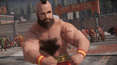 'Dead Rising 4' Gets Free Street Fighter Costumes