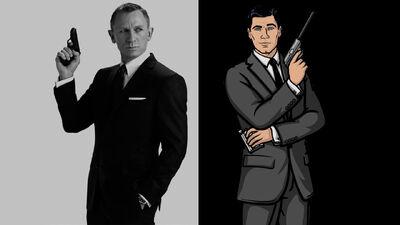 Archer: Better Than Bond?