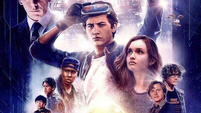 'Ready Player One' Review: A Pop Culture Remix for the VR Generation