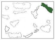Dark Crystal Island Map