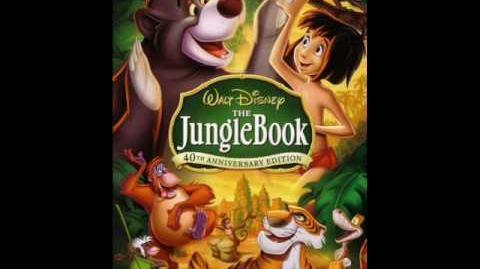 The Jungle Book Soundtrack- Tell Him (Score)