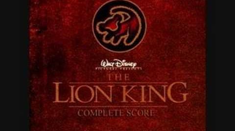 Kings of the Past - Lion King Complete Score