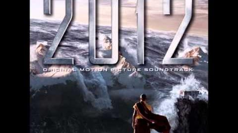 2012 Movie Soundtrack Track 23 The End Is Only The Beginning