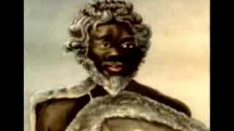 Australian Aboriginal Music Song with Didgeridoo