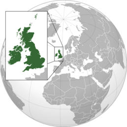 British Isles (orthographic projection) svg