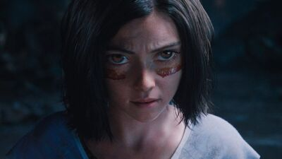 Robert Rodriguez's 'Alita: Battle Angel' Adds Color to Sci-Fi Heroism