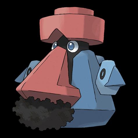 Pokemon-Probopass
