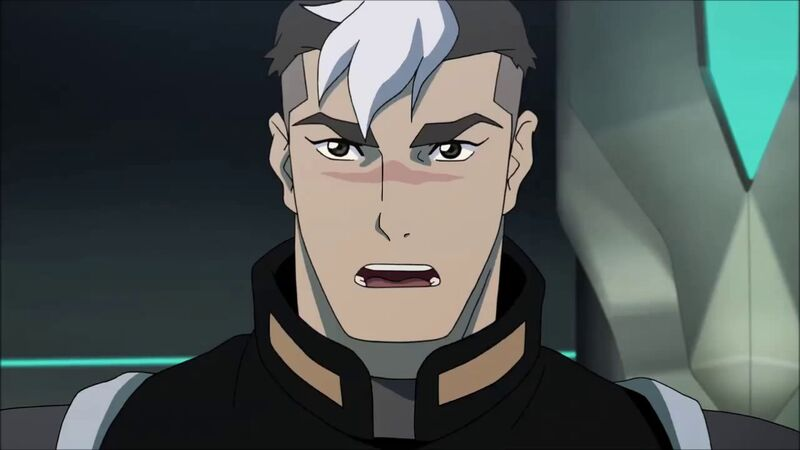 voltron legendary defender shiro s sexuality confirmed as series