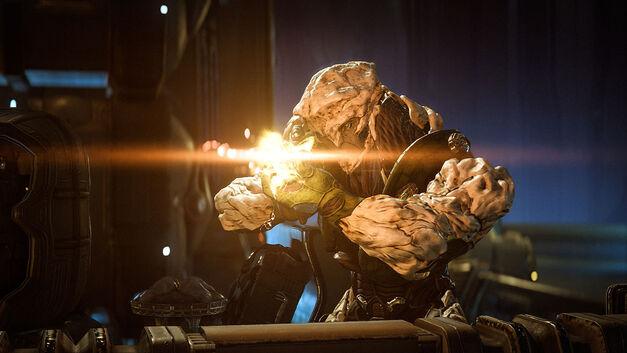 Mass Effect Andromeda, Kett