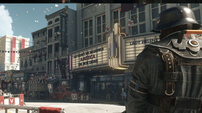 BJ is Back with 'Wolfenstein II: The New Colossus' in Nazi America