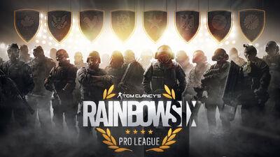 Esports Pro League Announced for 'Rainbow Six Siege'