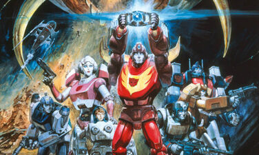 'Transformers: The Movie' 30th Anniversary Edition Finally Comes to Blu-ray in September